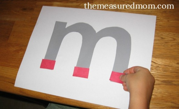 Free printable letters in lowercase the measured mom these lowercase block letters are free and youll find lots of fun ways spiritdancerdesigns Gallery