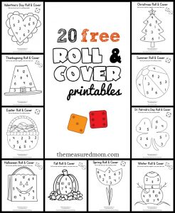 20 free roll and cover games