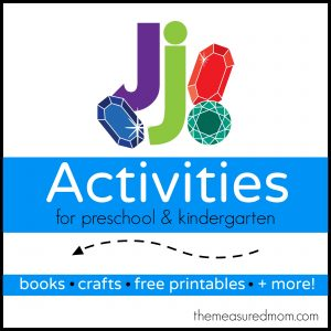 Letter J Activities - the measured mom