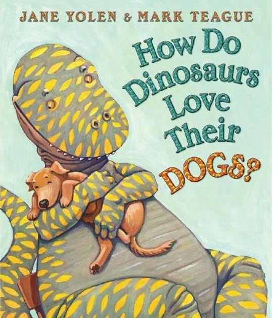 how do dinosaurs love their dogs