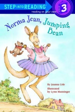 norma jean jumping bean