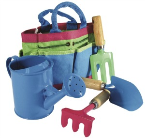 child's gardening set