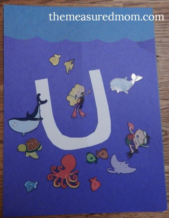 We've got five fun letter U crafts!