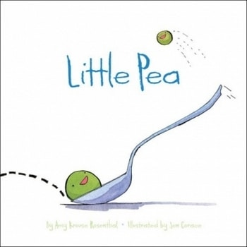 little pea1 Letter P Books
