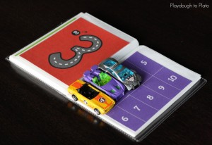 play dough to plato number book