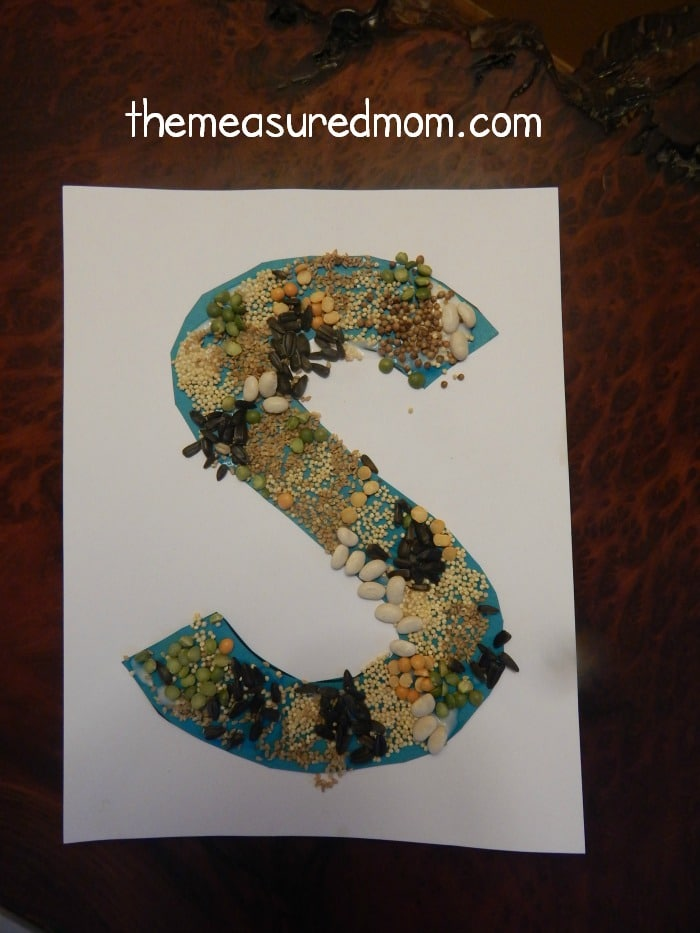 We've got a big variety of letter S crafts for kids ages 2-5 - fun stuff!