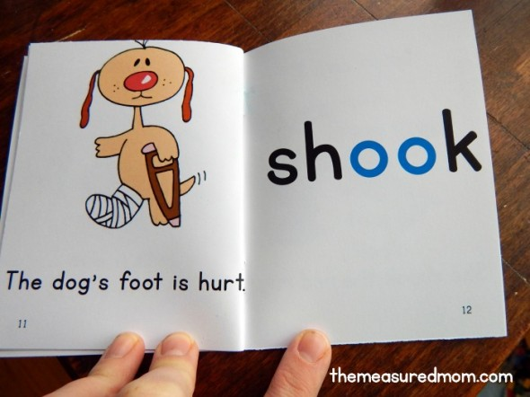 These free decodable books are great for learning ee and oo words!