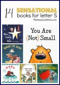 14 Sensational Books for Letter S