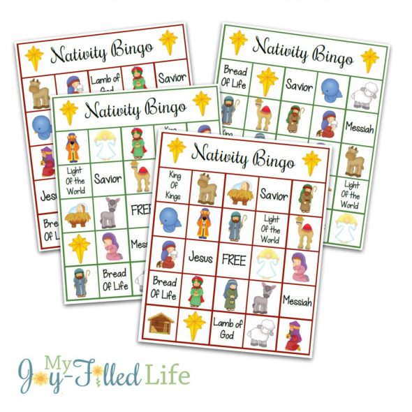 image relating to Printable Bingo Game Patterns identified as 40+ totally free printable Xmas online games for youngsters - The Calculated Mother