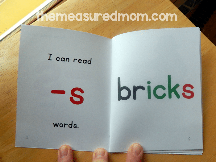 "Is the s ending tripping up your new reader? Print these free printable phonics books for practice reading words that end with ""s"" and ""es."""