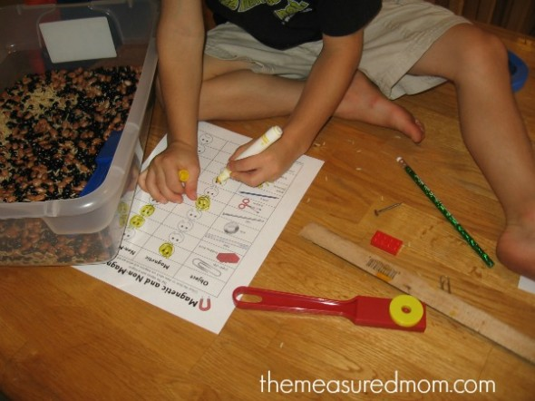 Looking for some fun sensory play ideas? We've got 26 -- one for each letter of the alphabet!