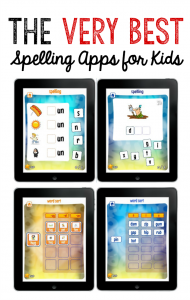 The best spelling apps for kids