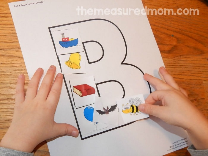 A peek at our week Letter B Activities The Measured Mom