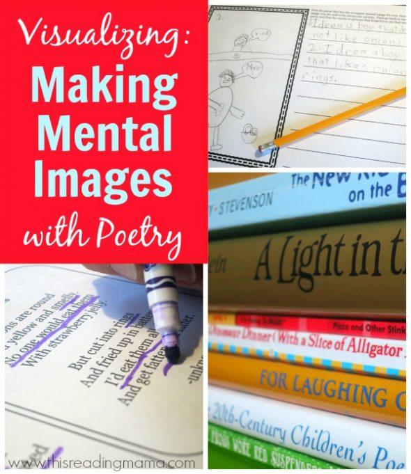 making mental images