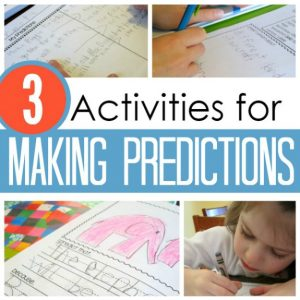 Improve reading comprehension by making predictions