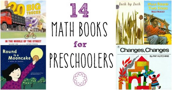 Want your preschooler to love math? Try these math activities for preschool!