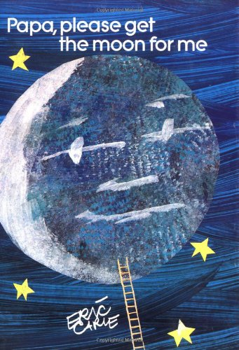 A big list of books about space for a space theme in preschool or kindergarten!