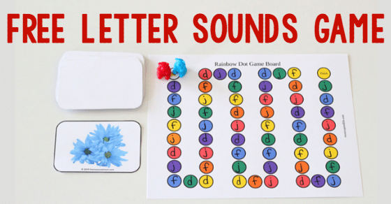 photograph regarding Letter Sound Games Printable called Absolutely free letters and seems recreation! - The Calculated Mother