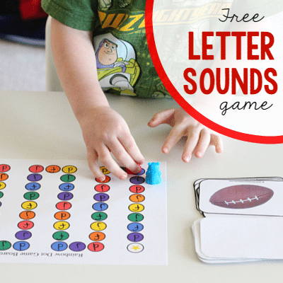 graphic regarding Letter Sound Games Printable titled Absolutely free letters and appears video game! - The Calculated Mother