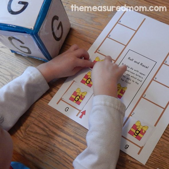 Looking for letter G activities for preschoolers? You'll love the variety and free printables in this post!