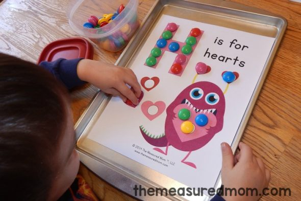 Letter H Activities for Preschoolers - The Measured Mom