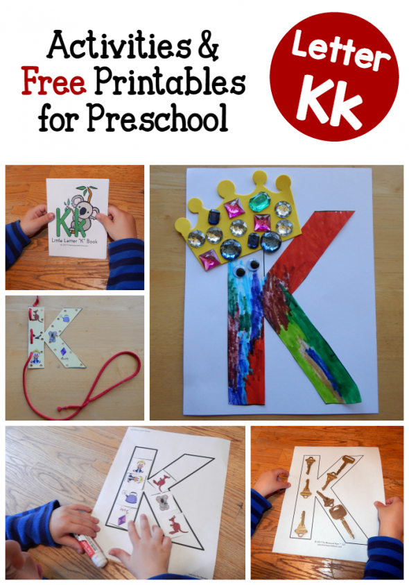Letter k activities for preschool the measured mom letter k activities for preschool spiritdancerdesigns