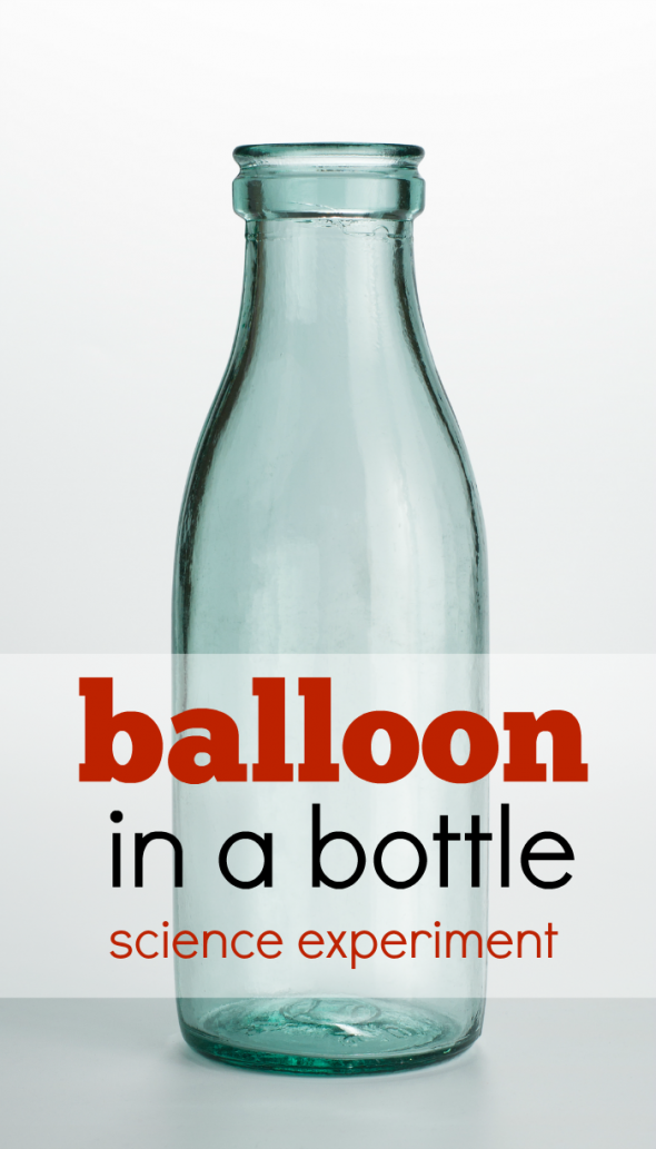ballon in bottle experiment