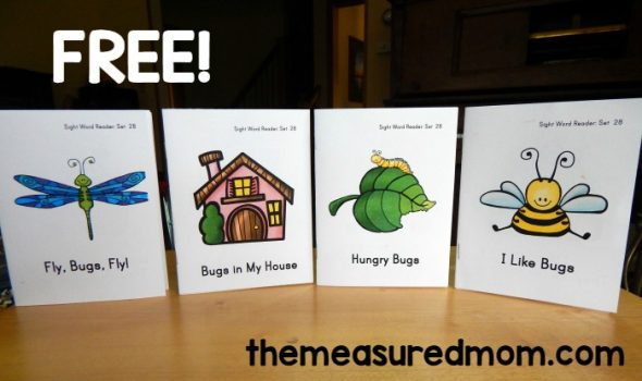free bug books 1