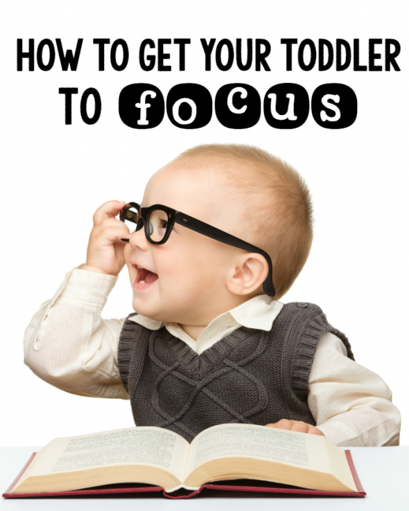 Want to help your toddler stay focused on an activity? These toddler activities are perfect!