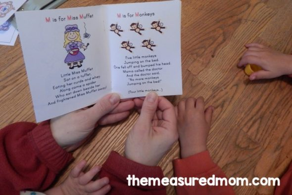 Looking for some hands-on letter M activities for preschool? We've got a huge variety!