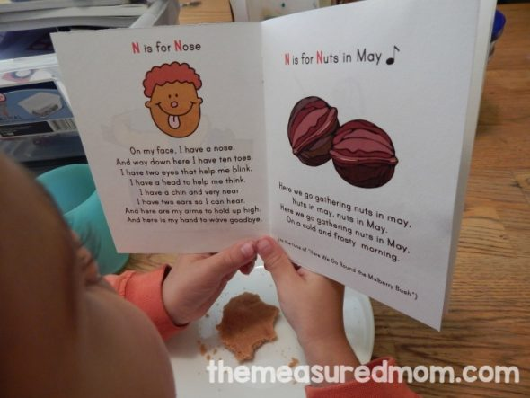 We've got a huge variety of letter N activities in this post! (Loads of free printables, too!)