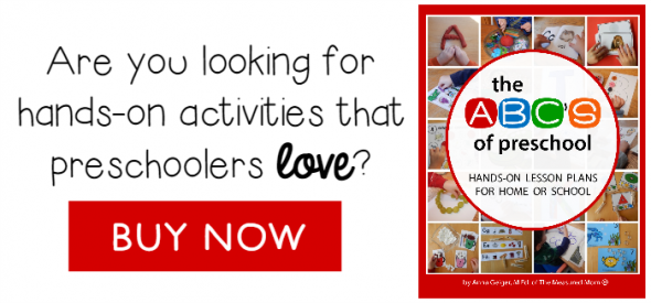 are you looking for hands-on activities that preschoolers love ad for post