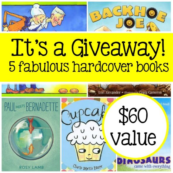 book giveaway square image