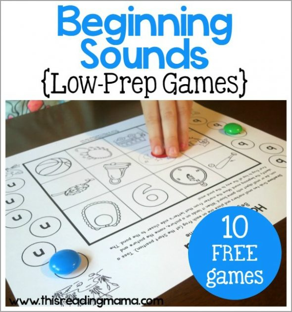 low prep sounds game