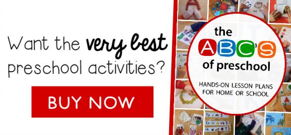 Very best preschool activities ad for post