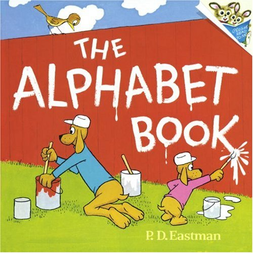 alphabet book eastman