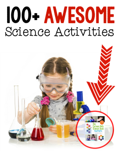100 Science activities for ages 4-8