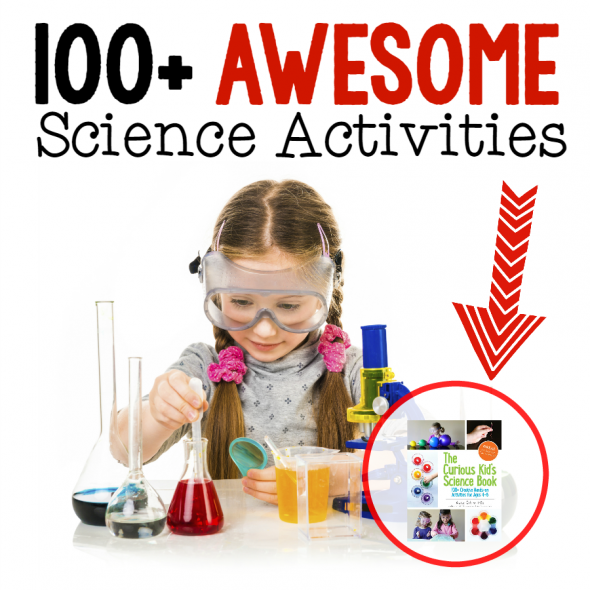 100+ awesome science activities square image