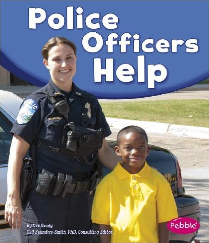Wow - this is the biggest list of books about community helpers that I've seen yet! Awesome that it has books about firefighters, books about police officers, and much more!