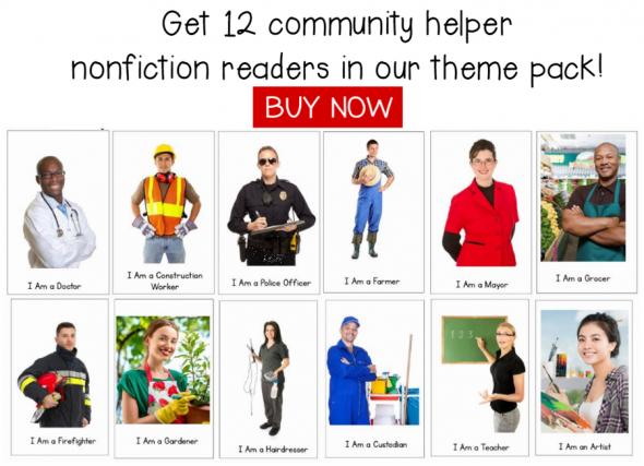community helpers nonfiction readers buy now