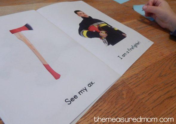 firefighter book 6
