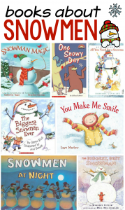 Our favorite snowman books