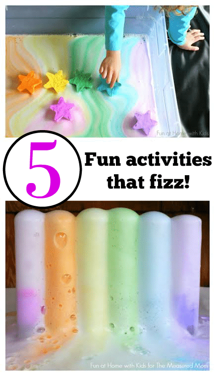 fun activities that fizz