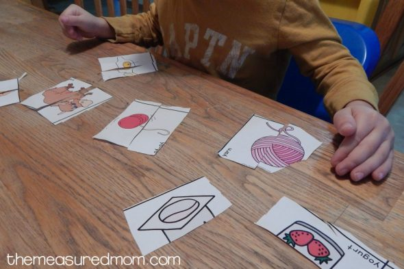 Check out this fun collection of letter Y activities! You'll find ideas for hands-on learning, plus links to free printables!