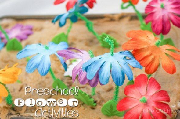preschool flower