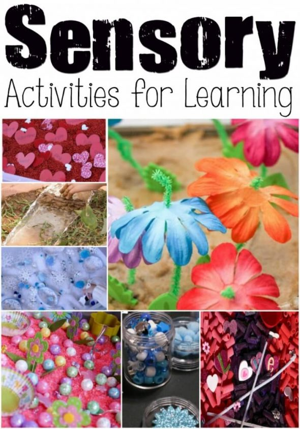 sensory activities for learning