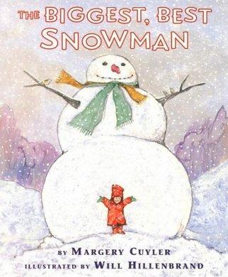 These books about snowmen are perfect for preschool and kindergarten.