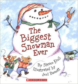 these books about snowmen are perfect for preschool and kindergarten