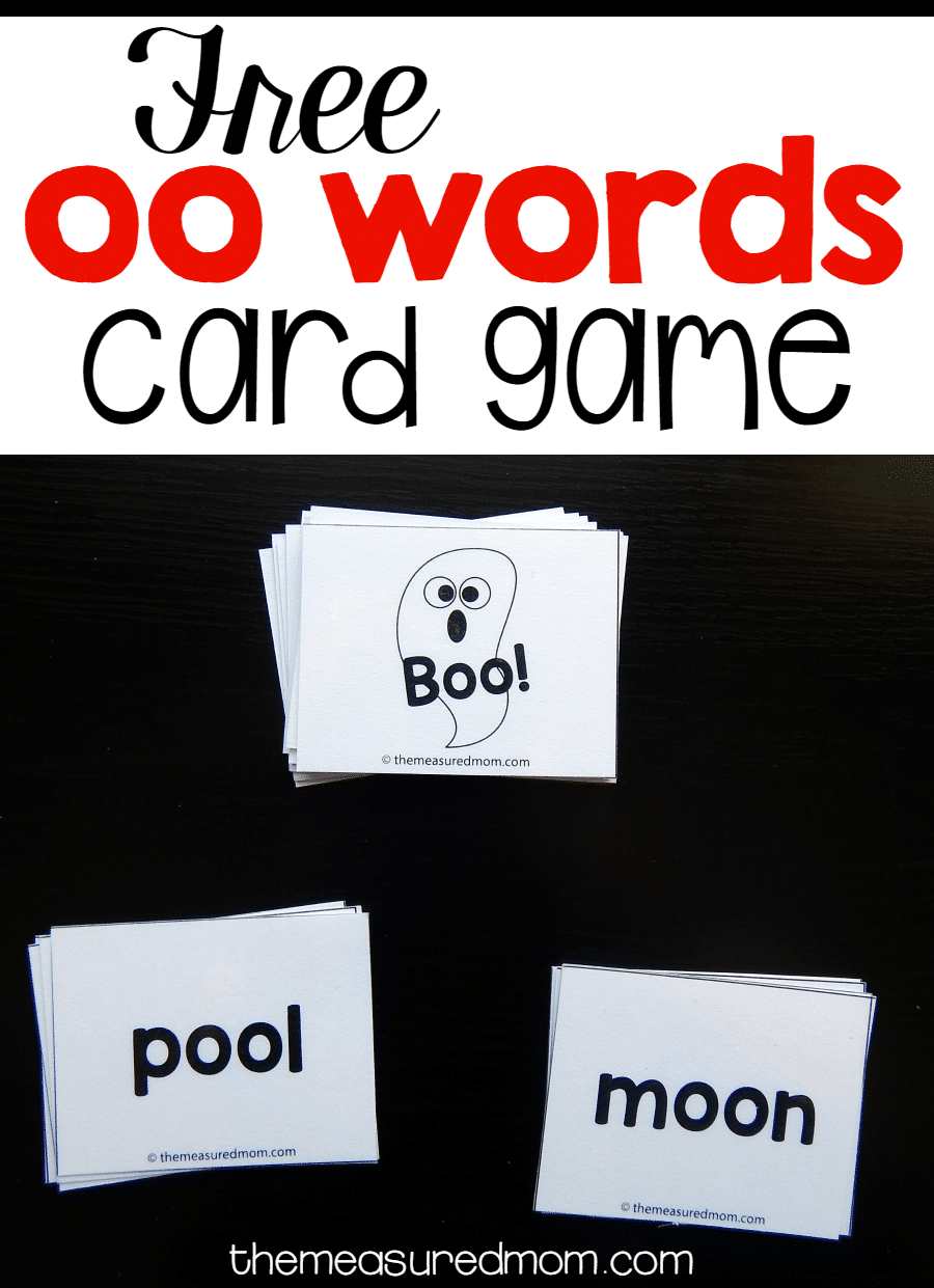 vowel digraphs Archives - The Measured Mom