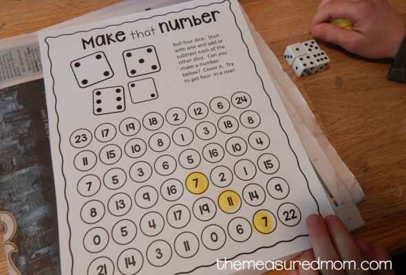 Adding and Subtracting Activity Book